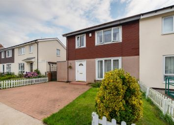 Thumbnail 3 bed semi-detached house for sale in Parkside Avenue, Benton, Newcastle Upon Tyne