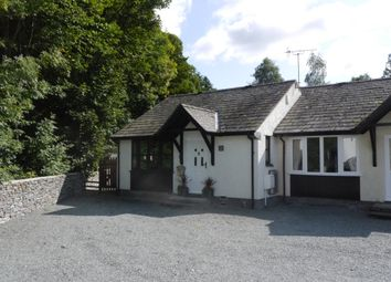 Thumbnail 1 bed semi-detached house for sale in 3 Riverside Cottages, Under Loughrigg, Ambleside