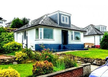Thumbnail 4 bed detached bungalow for sale in Knollpark Drive, Clarkston, Glasgow