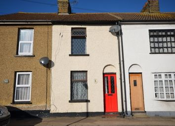 Thumbnail 2 bed terraced house to rent in Bennetts Cottages, Station Road, Rainham