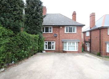 Thumbnail 3 bed semi-detached house for sale in Flintham Drive, Sherwood, Nottingham