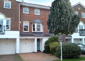 Thumbnail 4 bed town house for sale in Hayward Road, Thames Ditton
