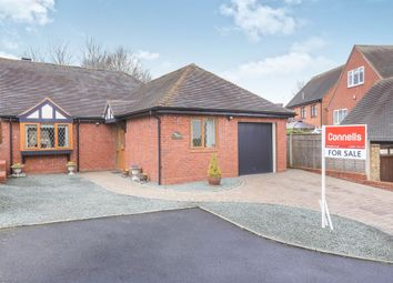 Thumbnail 2 bed detached bungalow for sale in Bencroft, Bilbrook Codsall, Wolverhampton