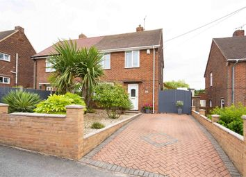 Thumbnail 3 bed semi-detached house for sale in Rufford Street, Worksop, Nottinghamshire