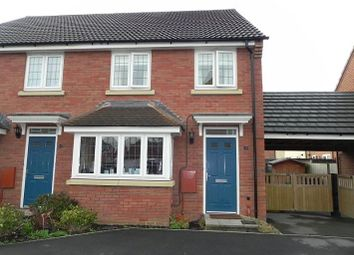 Thumbnail 3 bed semi-detached house to rent in Halton Way, Kingsway Village, Gloucester