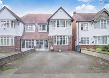 Highfield Road, Hall Green, Birmingham B28. 4 bed semi-detached house