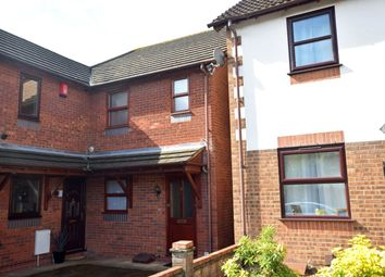 Thumbnail 2 bed terraced house to rent in Chardstock Close, Exeter