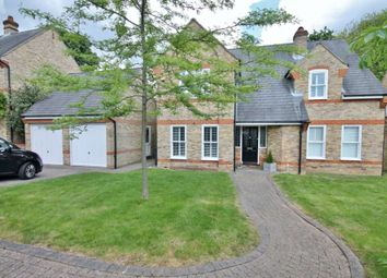 Thumbnail 4 bed detached house for sale in The Chesters, Traps Lane, New Malden