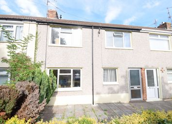 Thumbnail 3 bed terraced house for sale in Cae Derwen, Two Locks, Cwmbran