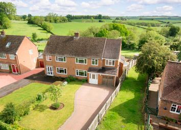 Thumbnail 4 bed semi-detached house to rent in Heyford Road, Steeple Aston, Bicester