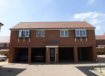 Thumbnail 2 bed flat to rent in Prestoe Close, Weldon, Corby