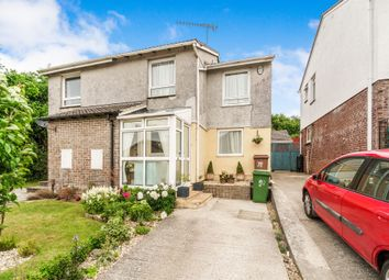 Thumbnail 3 bed semi-detached house for sale in Maddock Drive, Plympton, Plymouth