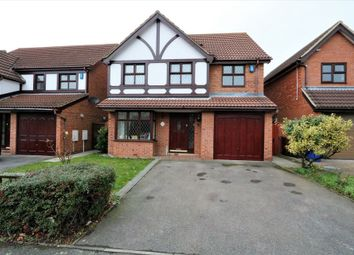 Thumbnail 4 bed detached house for sale in Gilbert Road, Chafford Hundred, Grays