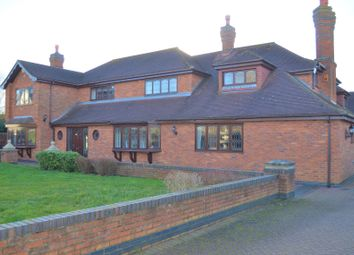 Thumbnail 5 bed detached house for sale in South Road, North Somercotes, Louth
