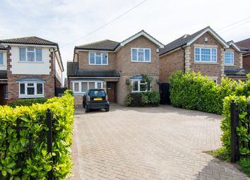 Thumbnail 5 bed detached house for sale in Worthing Road, Laindon, Basildon