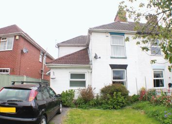 Thumbnail 3 bed end terrace house for sale in Warsash Road, Fareham