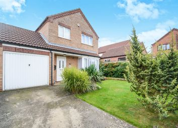 Thumbnail 3 bed detached house for sale in Bayfield Road, Timberland, Lincoln