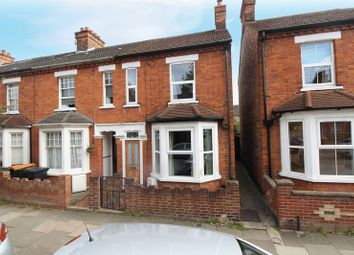 Thumbnail 3 bed end terrace house for sale in Dudley Street, Bedford