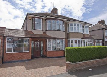 Thumbnail 3 bed semi-detached house for sale in Shenley Avenue, Ruislip