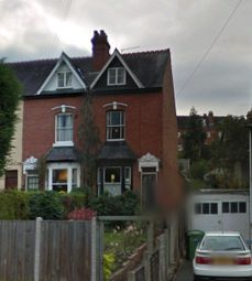 Thumbnail 4 bedroom end terrace house to rent in Cherry Orchard Road, Kidderminster