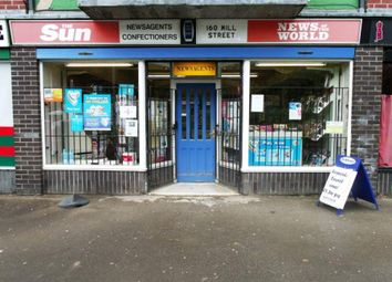 Thumbnail Retail premises for sale in 160 Mill Street, Leek