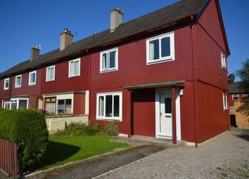 Thumbnail 3 bed terraced house for sale in St. Valery Avenue, Inverness