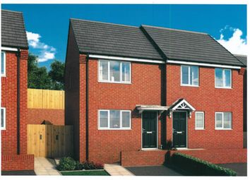 "Thumbnail 2 bed terraced house for sale in ""The Cedar"" Plot 5 Woodland Mews, Peterlee, Country Durham"