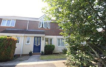 Thumbnail 2 bed terraced house to rent in Rye Close, Chandler's Ford, Eastleigh