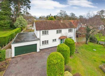 Thumbnail 4 bed detached house for sale in Moorlands, West Hill, Ottery St. Mary