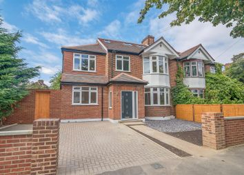Thumbnail 5 bed semi-detached house for sale in Northumberland Avenue, Isleworth