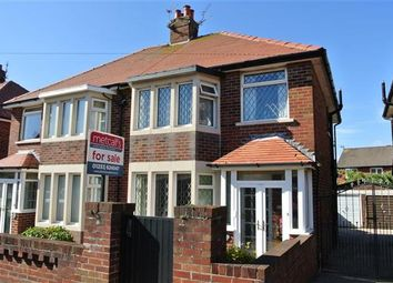 Thumbnail 3 bed semi-detached house for sale in Kipling Drive, Blackpool