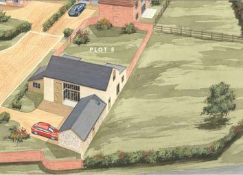 Thumbnail 4 bedroom barn conversion for sale in Oxborough Road, Boughton, King's Lynn