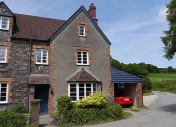 Thumbnail 5 bedroom end terrace house for sale in Filleigh, Barnstaple