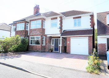 Thumbnail 5 bedroom semi-detached house for sale in Barden Drive, Allestree