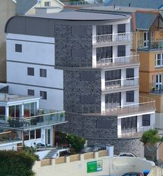 Thumbnail 3 bed flat for sale in Wilder Road, Ilfracombe, Ilfracombe