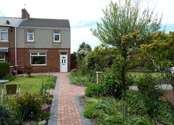 Thumbnail End terrace house to rent in Mauds Terrace, Newbiggin By The Sea