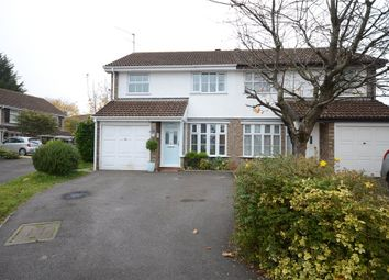Thumbnail 3 bed semi-detached house for sale in Oak Drive, Woodley, Reading