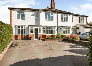 Thumbnail 4 bed semi-detached house for sale in Loughborough Road, Rothley, Leicester, Leicestershire