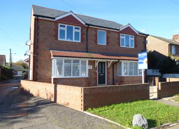 Thumbnail 2 bedroom flat to rent in Lyminster Road, Wick, Littlehampton