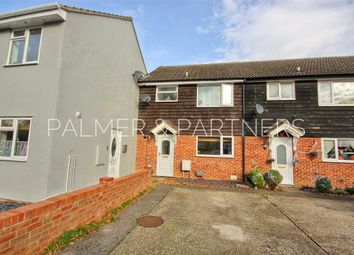 Thumbnail 3 bedroom terraced house for sale in Daniels Close, Acton, Sudbury
