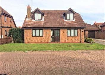 Thumbnail 4 bed detached house for sale in Hinch Garth, Roos, Hull