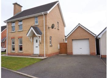 Thumbnail 3 bed detached house for sale in Carnbeg Avenue, Antrim