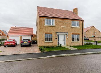 Thumbnail 4 bedroom detached house for sale in Chestnut Lane, Littleport, Ely