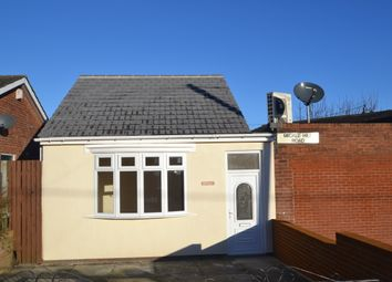 Thumbnail 1 bed detached bungalow for sale in Mickle Hill Road, Blackhall Colliery, Hartlepool