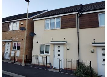 Thumbnail 2 bed end terrace house for sale in Webley Grove, Dudley