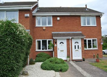 Thumbnail 2 bed terraced house for sale in Mercia Drive, Leegomery, Telford, Shropshire.