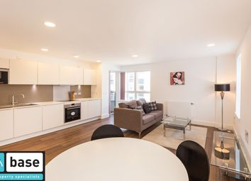 Thumbnail 1 bed flat to rent in Market Road, London