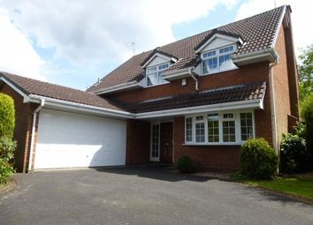 Thumbnail 4 bed detached house to rent in Redmoor Gardens, Penn, Wolverhampton