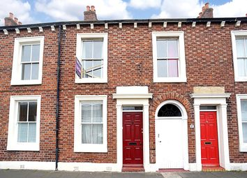 Thumbnail 4 bed terraced house for sale in St. Nicholas Street, Carlisle