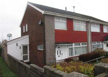 Thumbnail 3 bedroom property to rent in Heol Yr Eos, Penllergaer, Swansea